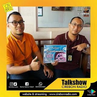 Talkshow Sareng Kakang-kakang Saking KPP Pratama Cirebon, Ingkang Ngebahas Tentang Pelaporan SPT Tahunan Orang Pribadi dll