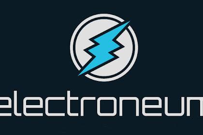 Electroneum - Mata Uang Kripto Dengan Aplikasi Berbasis Seluler