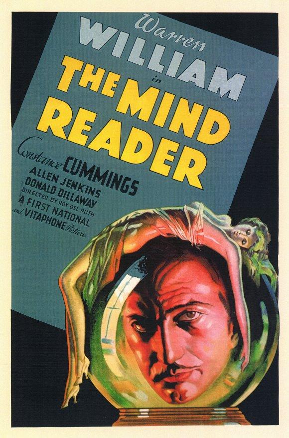 Happyotter  The Mind Reader  1933