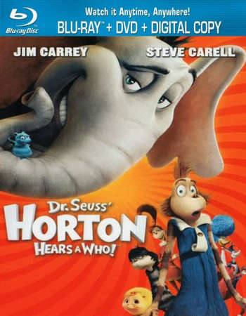 Poster Of Horton Hears a Who! 2008 English 300MB BRRip 480p ESubs Free Download Watch Online