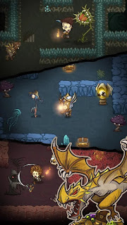 The Greedy Cave Mod Apk Unlimited Money