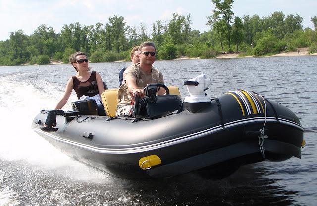 как купить моторную лодку в финляндии