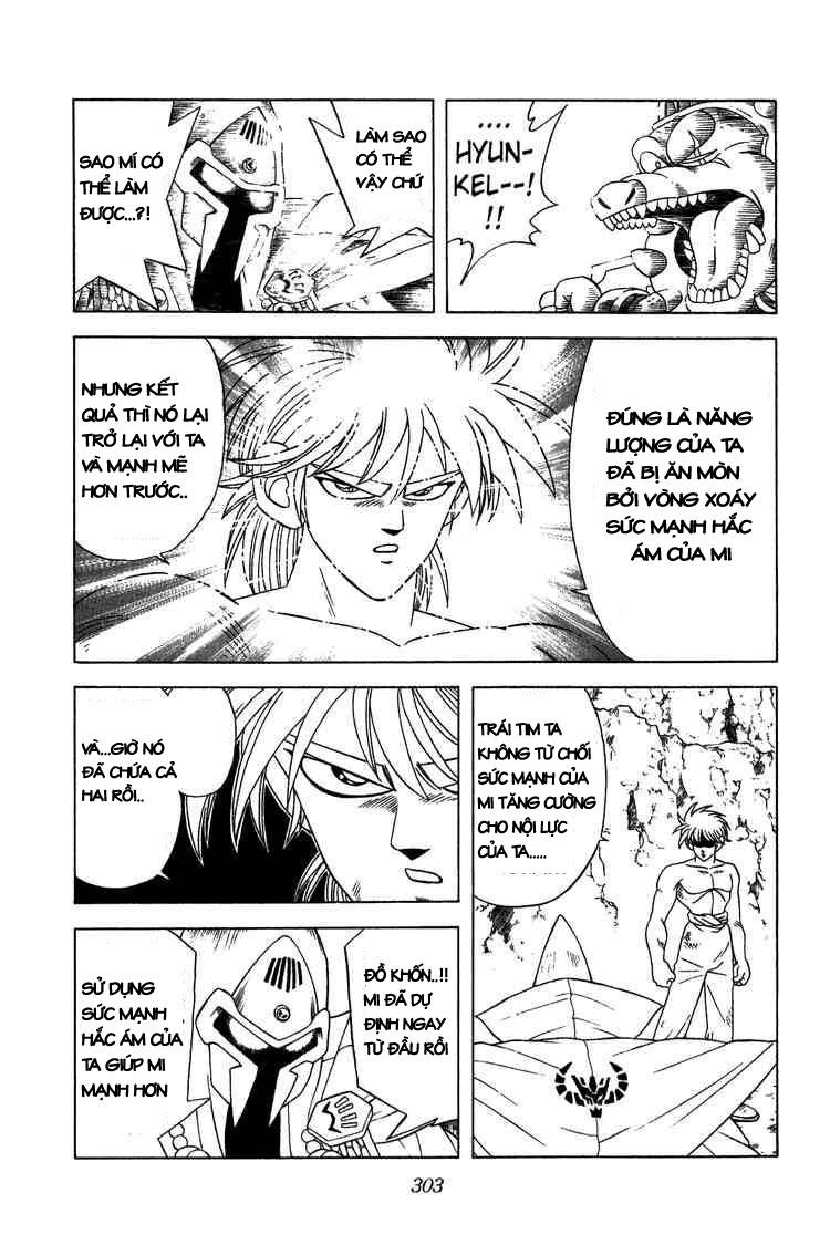 Dấu ấn rồng thiêng chap 232 trang 5