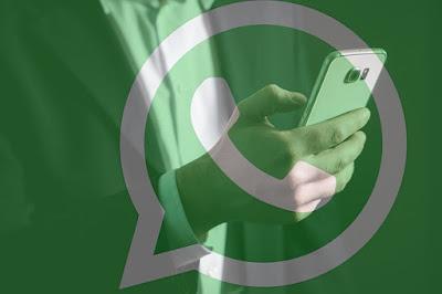 simpan status whatsapp