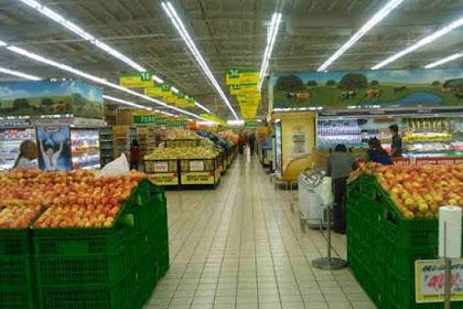 Memotret di Dalam Supermarket Potensial Menghasilkan Foto Yang Bagus, Tetapi Saya Jarang Melakukannya