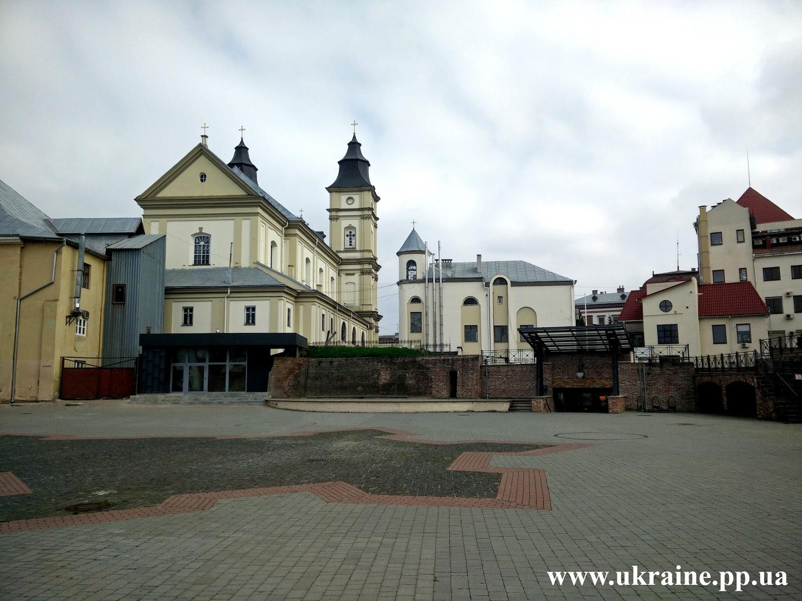 Город Ивано-Франковск Украина