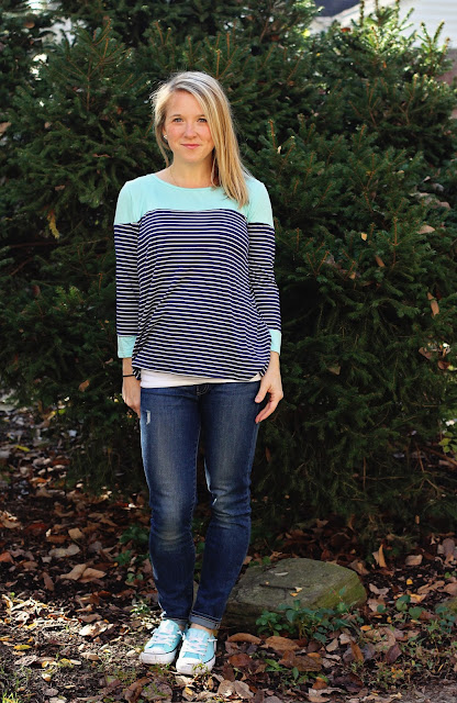 Stitch Fix Market & Spruce Marielle Knit Top