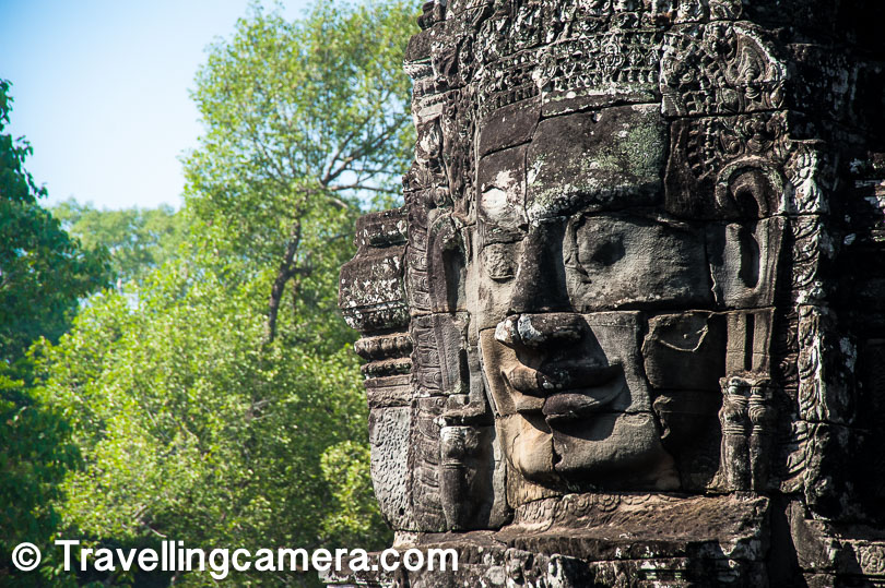 4. Siem Reap is the most popular city in Cambodia because of Angkor Wat. Since existence of Siem Reap is mainly because of tourism, language is not a big issue here. All Tuk-Tuk drivers and street vendors know base english.