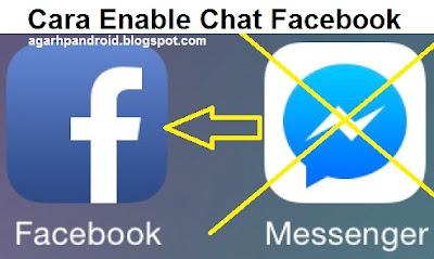 Cara Kirim Pesan di Facebook Tanpa Install Messenger