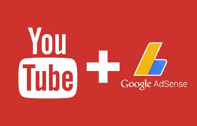 Mendapatkan uang dari youtube dan googleadsense