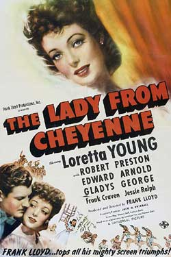 The Lady from Cheyenne (1941)