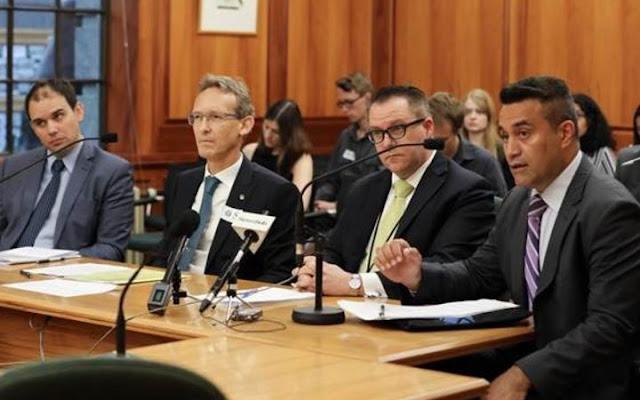 Panitia parlemen New Zealand mendapat pengarahan isu tentang Papua Barat
