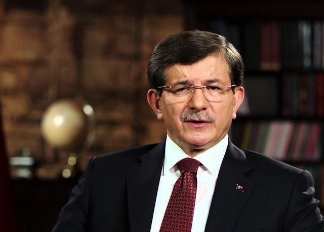 Ahmet Davutoglu Kembalikan Semua Hadiah yang Diterima Selama Menjabat Perdana Menteri