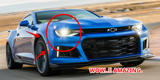 Are you not entertained? - 2017 Chevrolet Camaro  ZL1 Specs and Prices