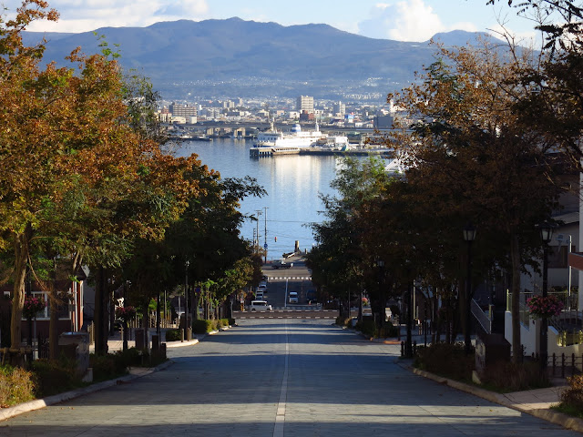 Hokkaido Hakodate Hachiman Zaka slope. Tokyo Consult. TokyoConsult.
