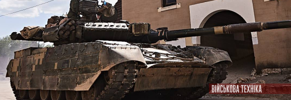 У 2014-2018 роках до ЗСУ поставлено понад 500 танків