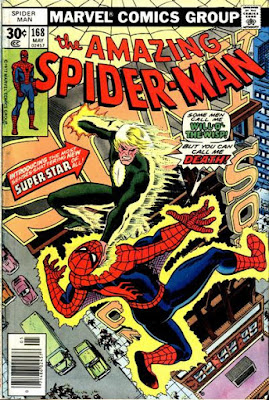 Amazing Spider-Man #168, Will O the Wisp