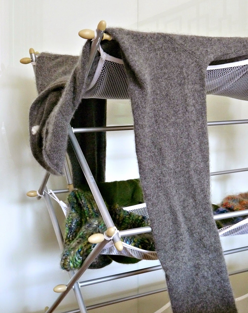 How to Dry Wool Sweaters