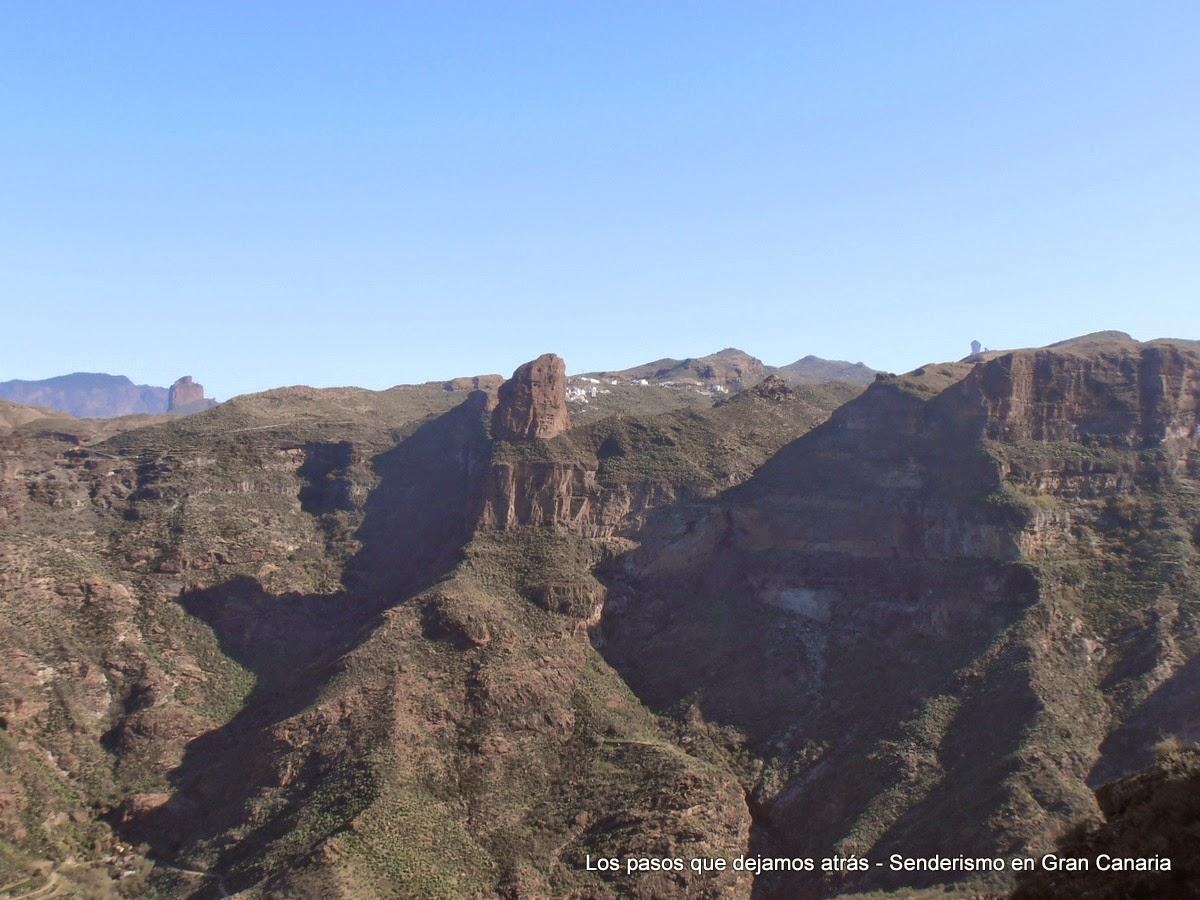 Roques Palmés, Bentayga y Nublo