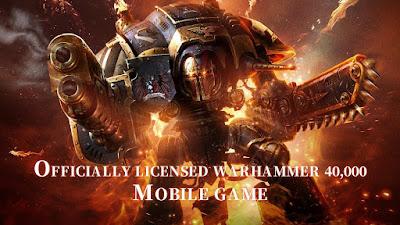 Warhammer 40,000: Lost Crusade Apk + OBB Free Download