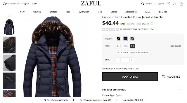 Puffer Coats For Japan's Winter