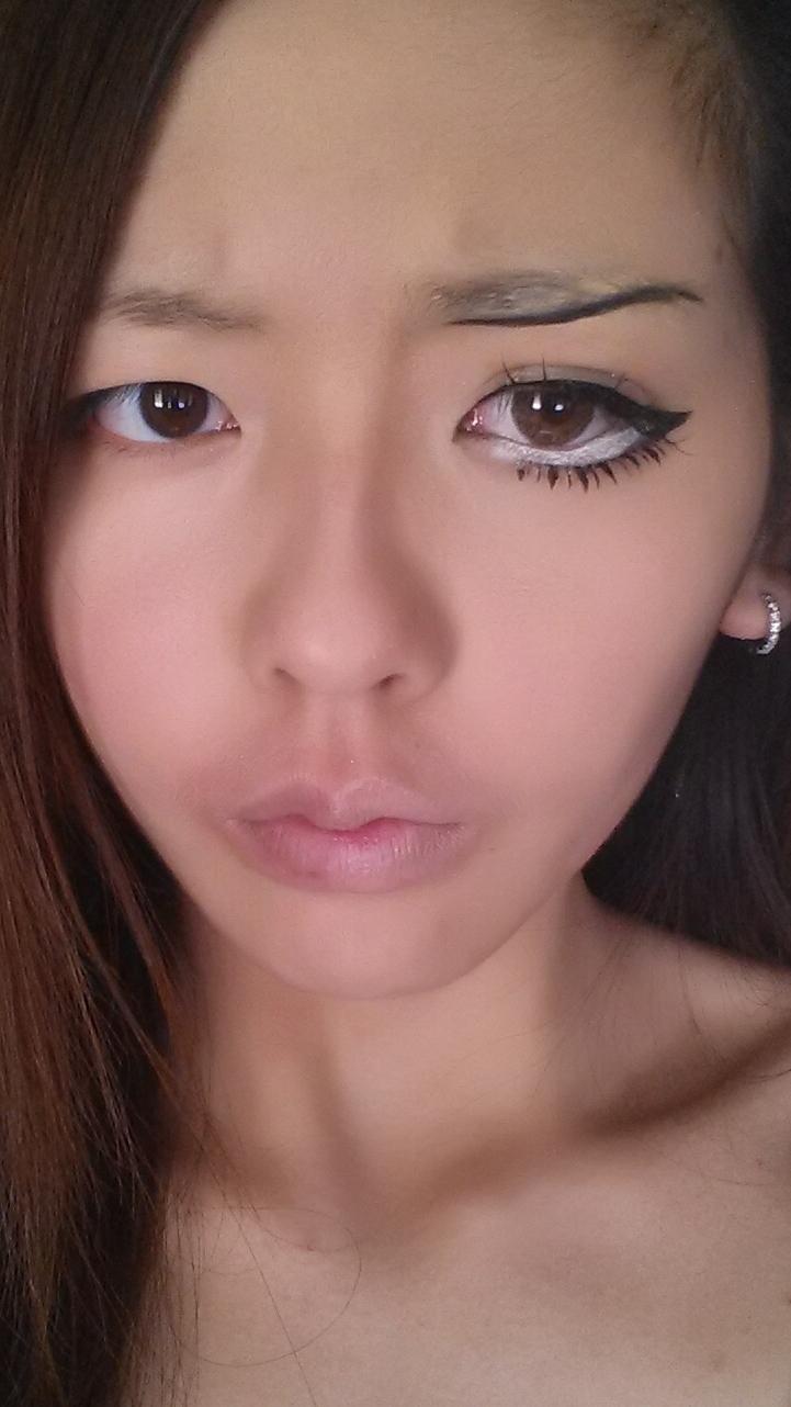 Basic Cosplay Makeup
