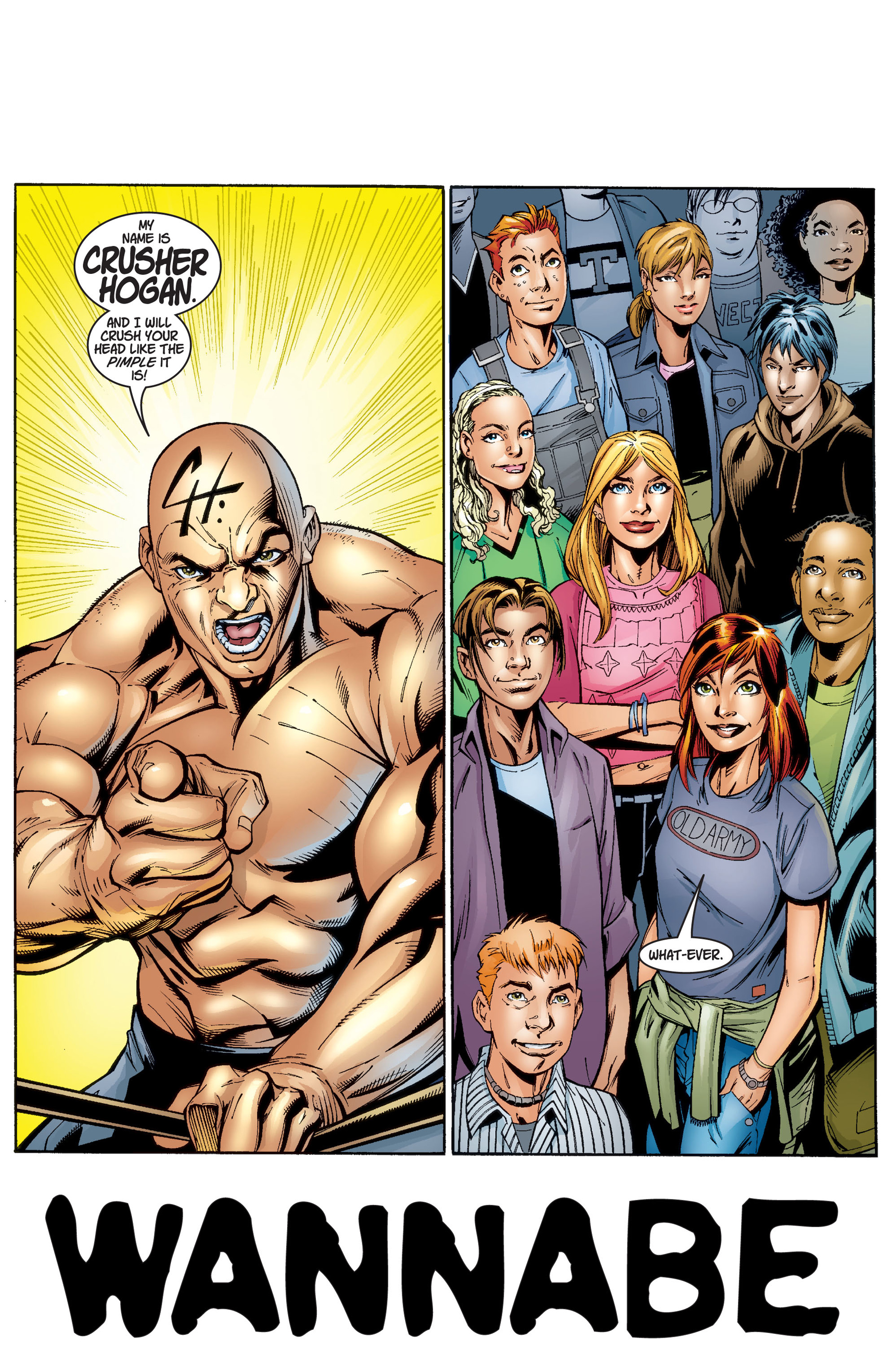 Read online Ultimate Spider-Man (2000) comic -  Issue #3 - 5