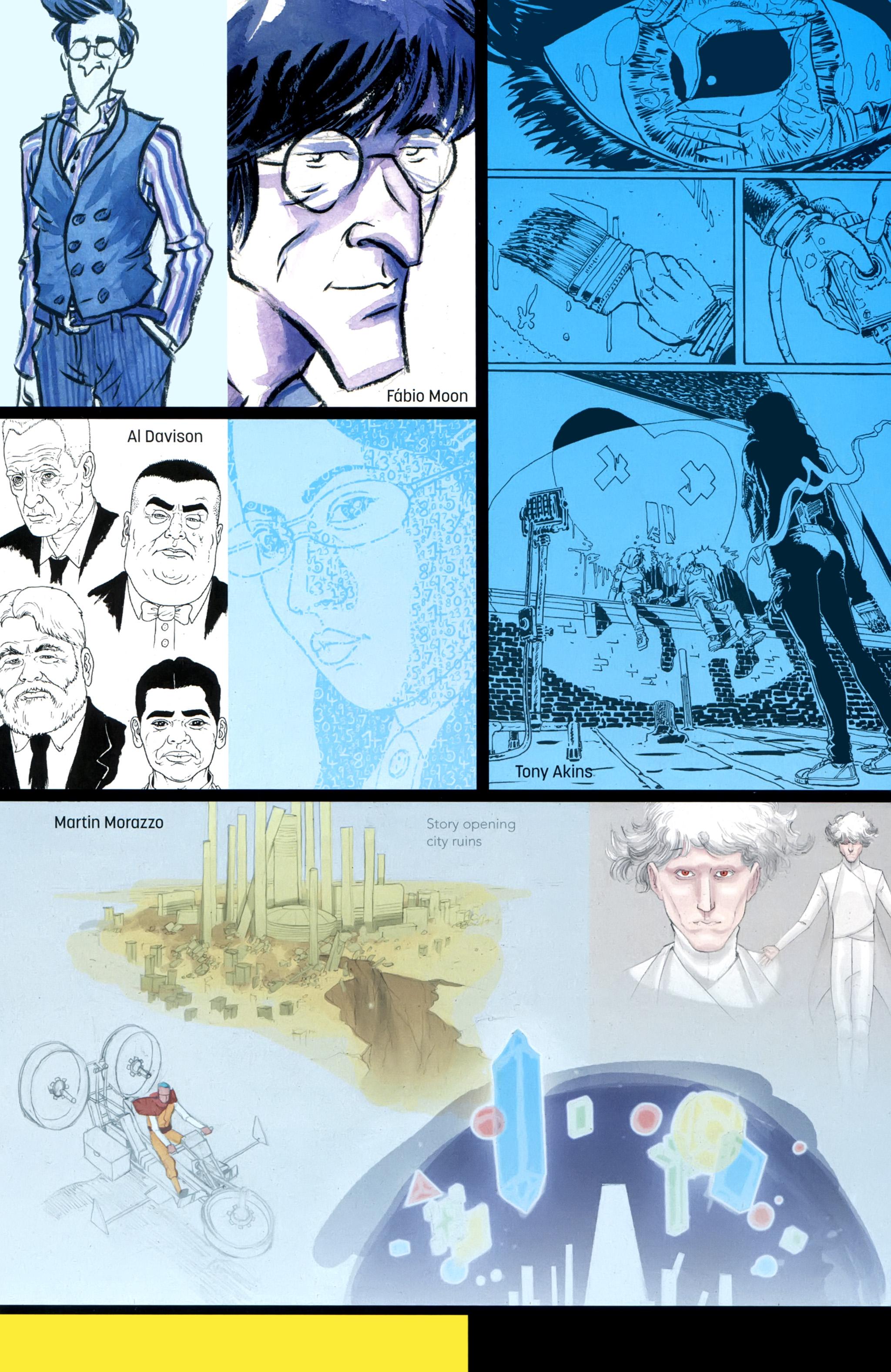Read online Trillium comic -  Issue #8 - 31