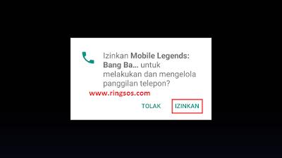 Cara Membuat Akun Baru Mobile Legend di HP Android