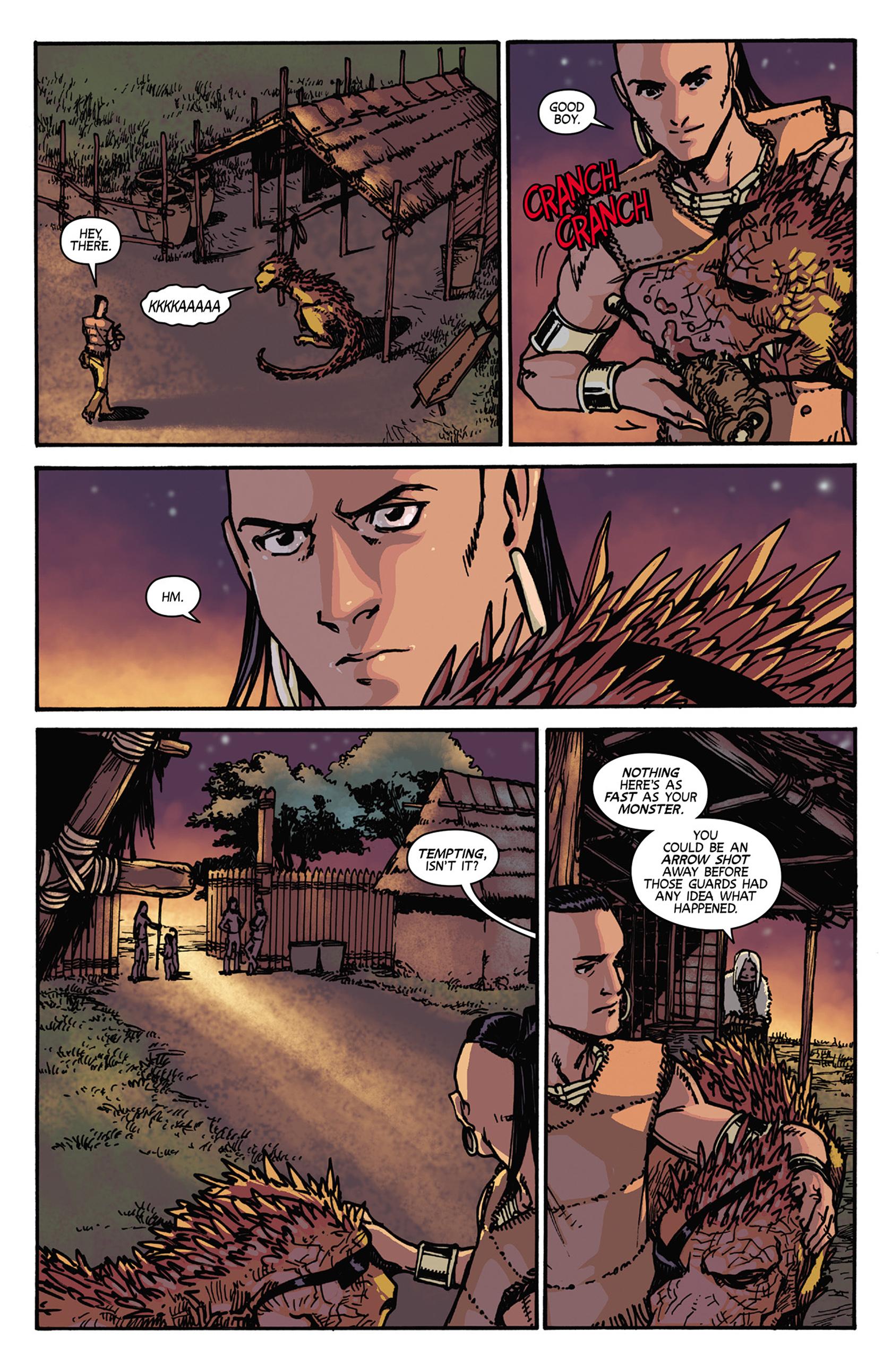 Read online Turok: Dinosaur Hunter (2014) comic -  Issue #7 - 4