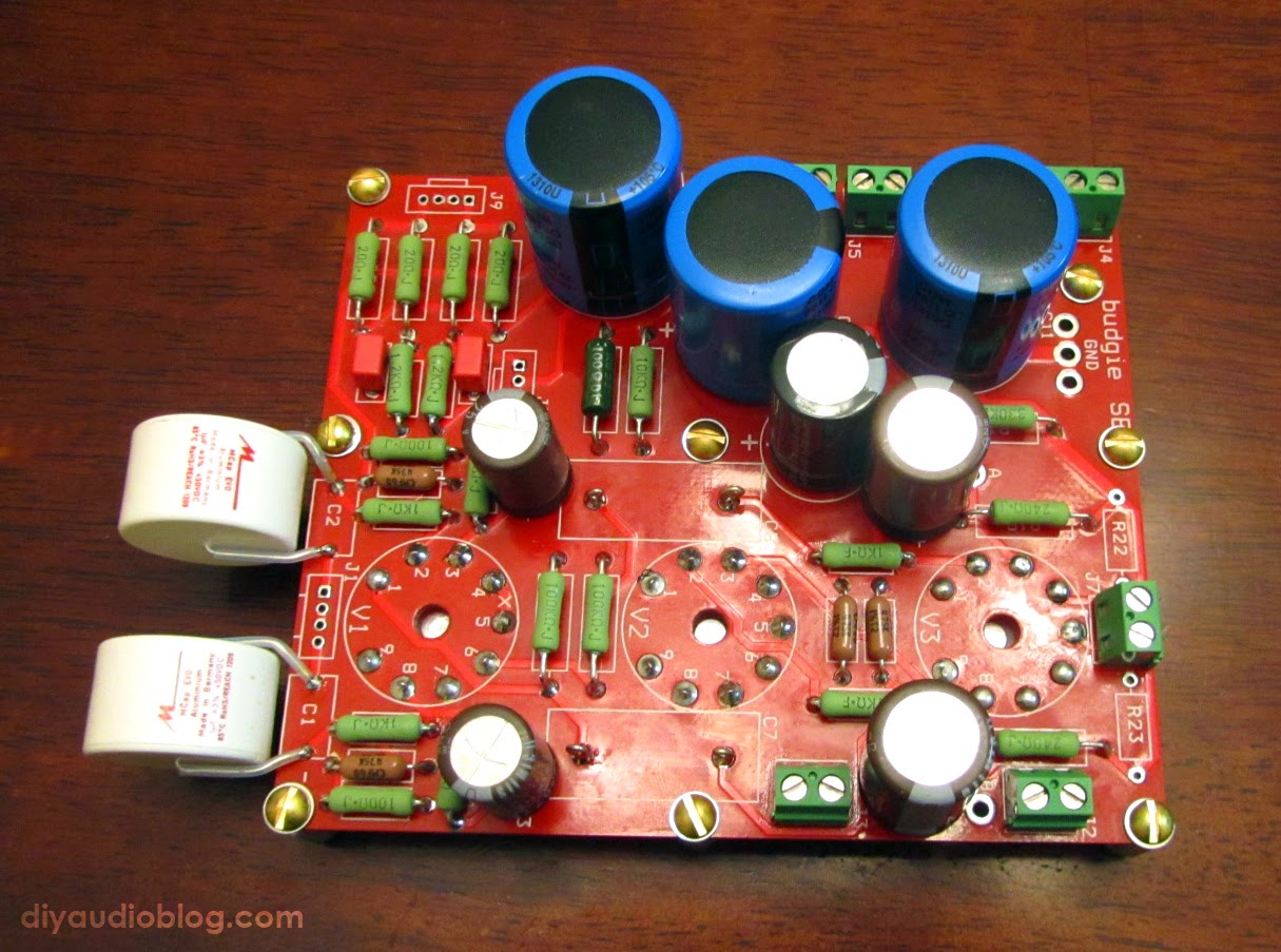 Electronics Diy Circuit Board With Pcb Standoffs