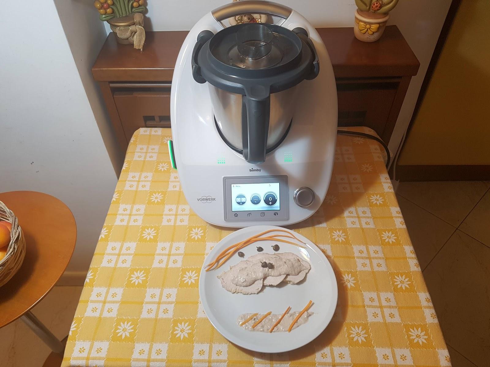Tacchino Tonnato Con Yogurt Greco Bimby Per Tm5 E Tm31 Video