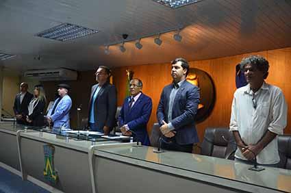 Câmara realiza sessão com palestras sobre o Novembro Azul