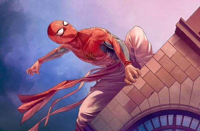Mengenal Spider-Man India (Pavitr Prabhakar) dan Kisah Heroiknya