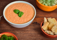 gazpacho - sopa fria