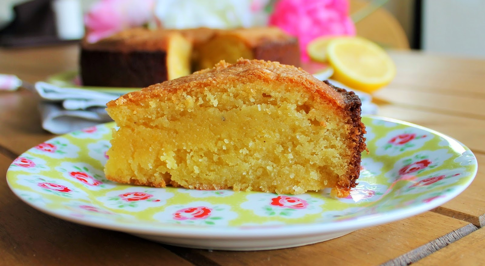 Lemon Polenta Cake Nigella Uk