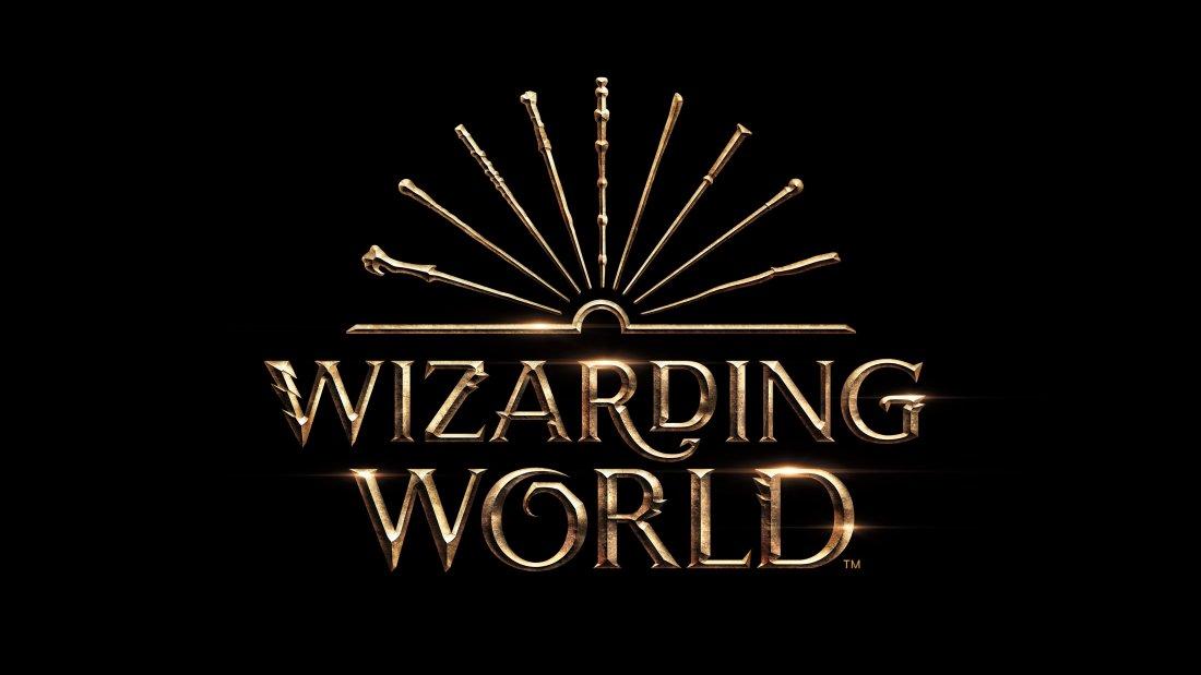 Novo logotipo marca o início de um excitante ano novo para o Mundo Bruxo.