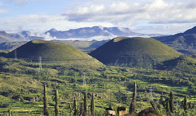 Volcanes Gemelos, Valle de Majes, Tours Cañón del Colca