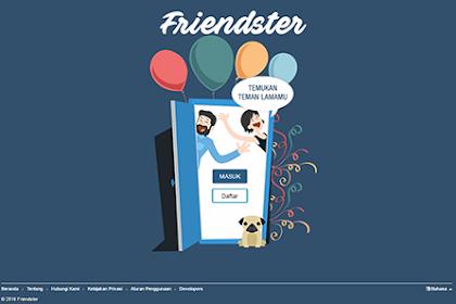 Setelah Lama Mati Akhirnya Friendster Bangkit Kembali