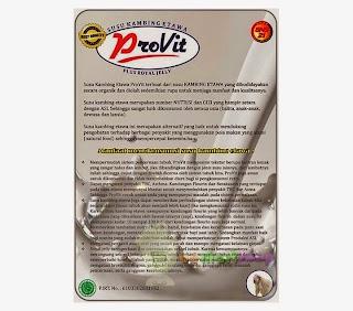 Jual Susu Provit - Murah , Harga Grosir maupun Eceran Hubungi 082130077000. Kami menjual susu provit asli, original 100 % PT SNS21, pengiriman ke seluruh Indonesia.   Pastikan Anda menerima susu provit dalam kemasan yang masih bersegel untuk menjaga keaslian dan manfaat yang ada di dalam susu provit.