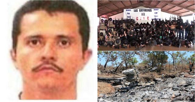 """Así es la hacienda de Nemesio Oseguera """"El Mencho"""" el líder máximo del CJNG"""