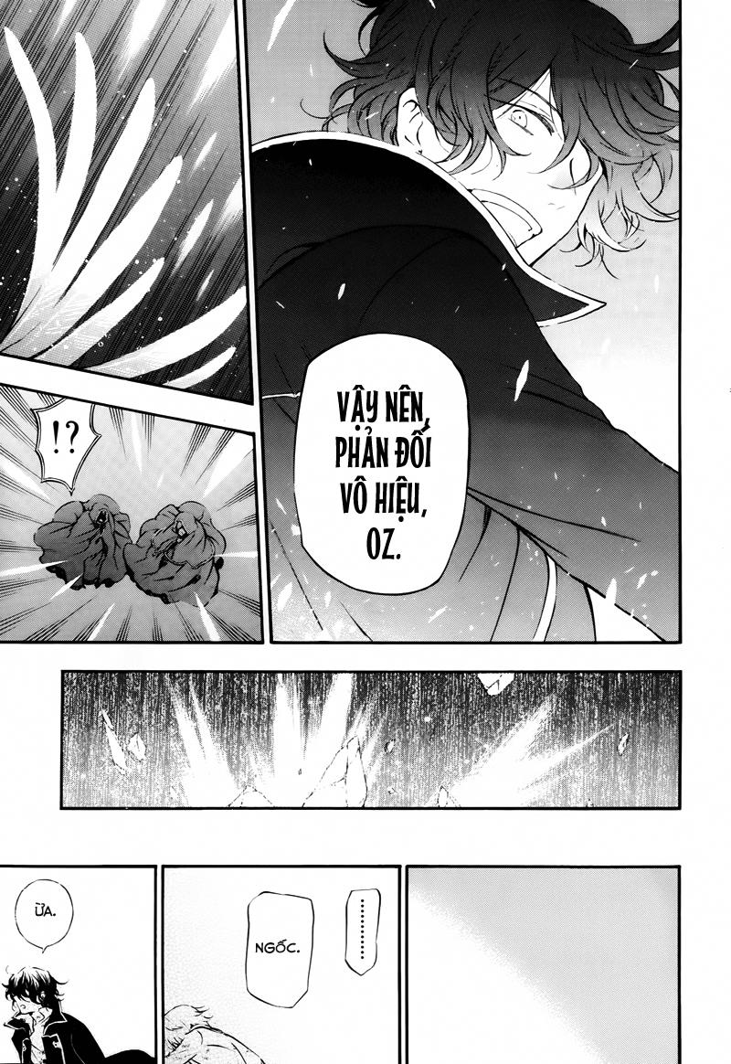 Pandora Hearts chương 079 - retrace: lxxix falling trang 30
