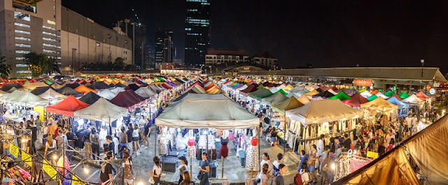 Night Market: The most attractive of Halong tourism 2