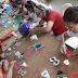 CRAS promove oficina de máscaras e carnaval para participante do CCI