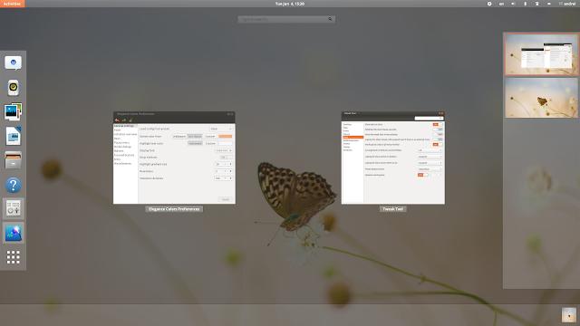 Como instalar o Gnome Shell Elegance Colors no Ubuntu GNOME!