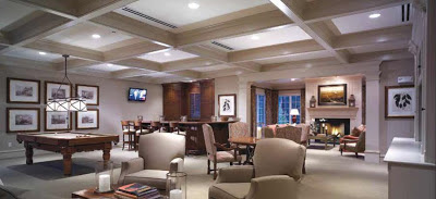 Residents' Clubhouse at Athertyn Interior