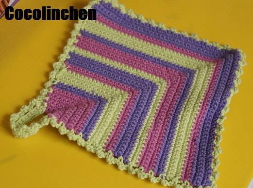 Cocolinchen : Topflappen häkeln