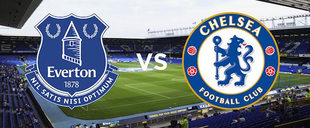 Prediksi Pertandingan Liga Inggris Everton vs Chelsea