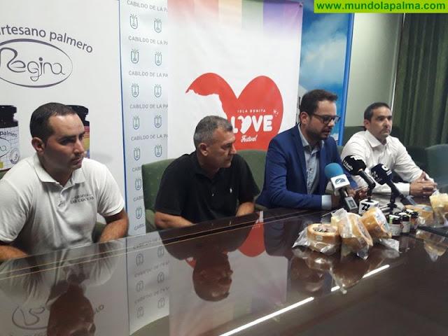 Granja Las Cuevas, Mojos Regina y Destilerías Ron Aldea, se incorporan al Isla Bonita Love Festival con ediciones limitadas y exclusivas de sus productos