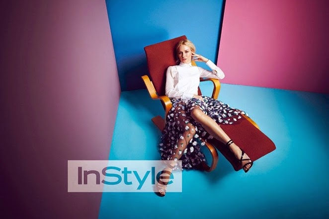 Naomi Watts – InStyle UK Magazine (February 2015)